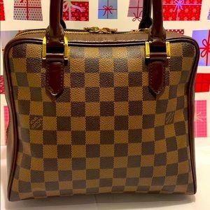 Louis Vuitton Damien Satchel Bag